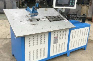 issiq savdo avtomatik 3d po'lat simli shakllantirish mashinasi CNC, 2d tel bükme mashina narxlari
